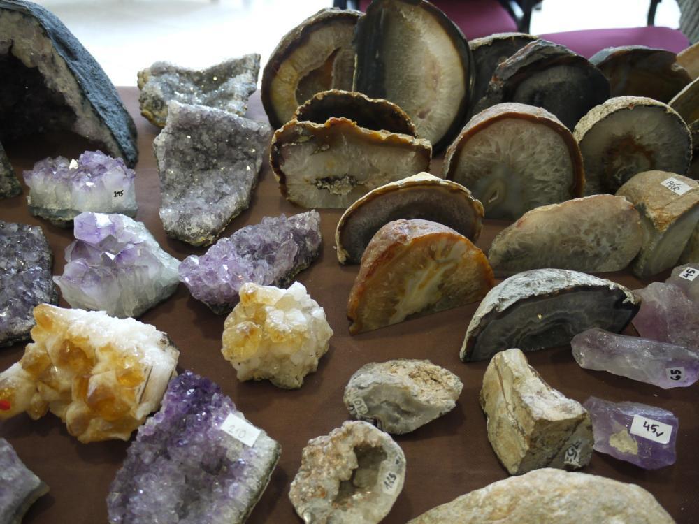 Jarní Mineralogické setkání