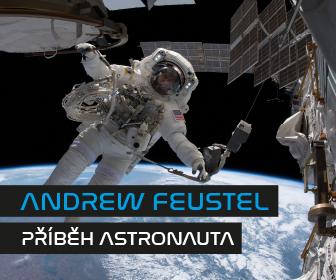 Příběh astronauta Andrew Feustela zazní i na VŠB – Technické univerzitě Ostrava