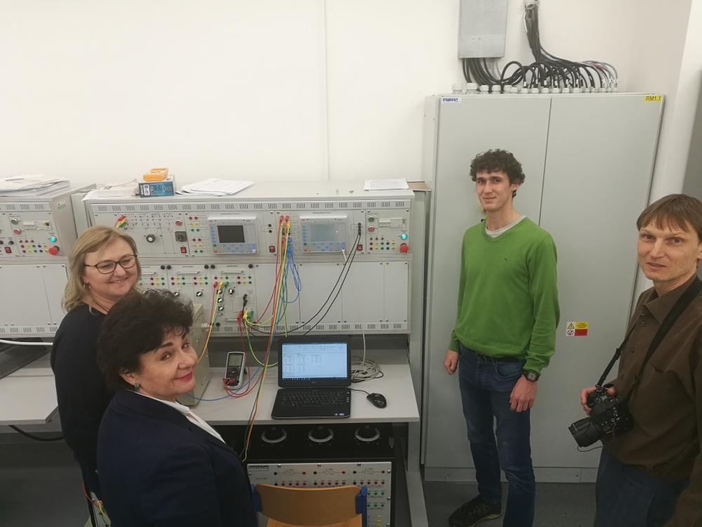 Katedra elektroenergetiky FEI zahájila společný projekt  s Politechnikou Opole