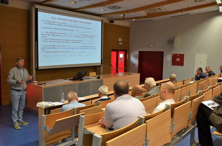 Katedra Stavební mechaniky pořádá již 17. ročník prestižní mezinárodní konference Modelování v mechanice