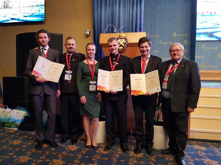 Účast studentů HGF na mezinárodní konferenci St. Peterburg