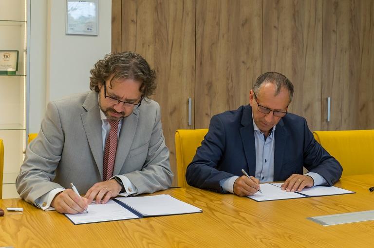 Spolupráce VŠB-TUO se společností BeePartner a.s.