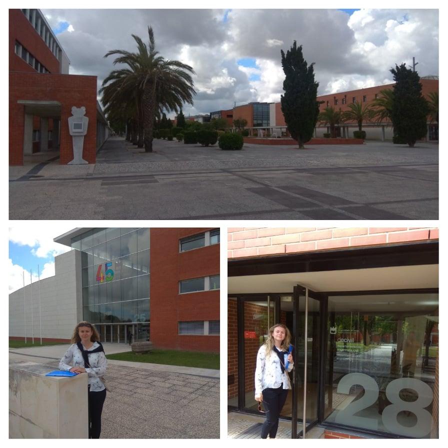 Pobyt v rámci Erasmus+ v Portugalsku