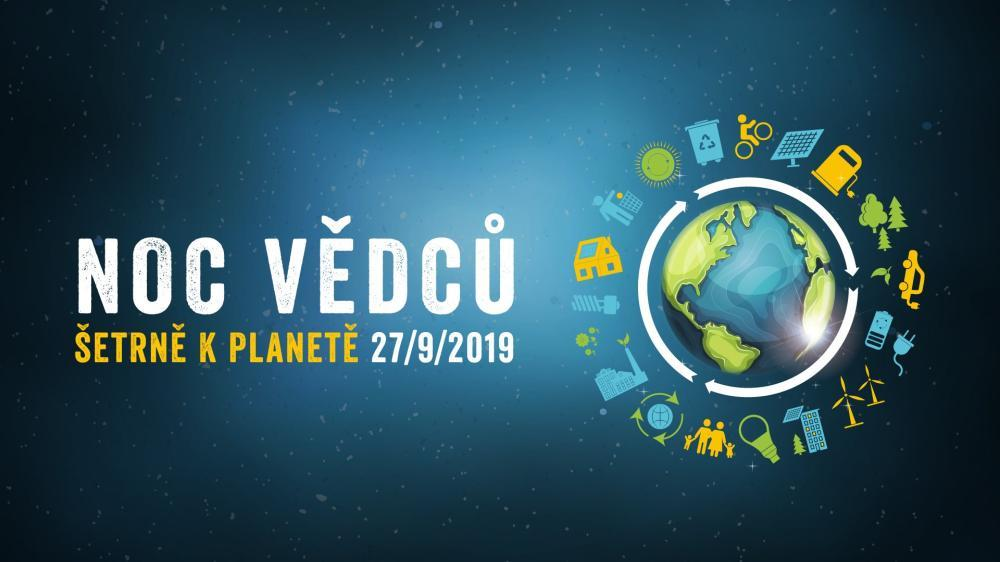 Česko opět ovládne věda: Chystá se Noc vědců 2019