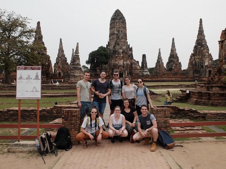 """Thajsko je little bit spicy,"""" říká Lukáš Tichý z Fakulty strojní"""
