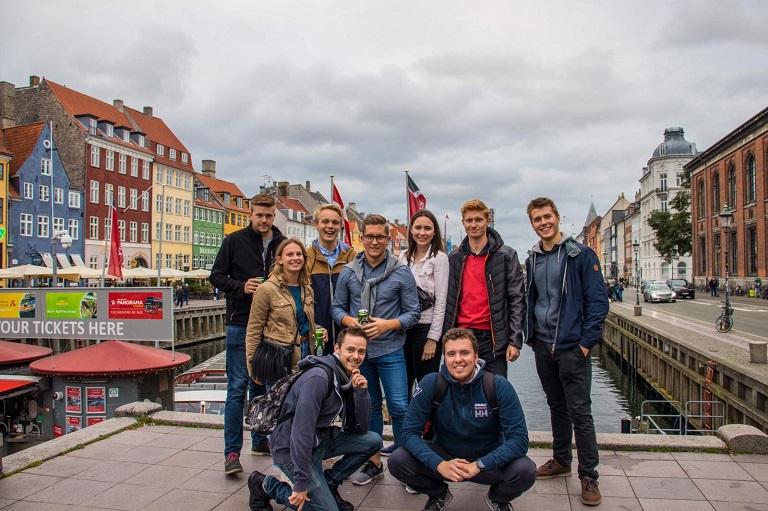 Můj Erasmus v Dánsku