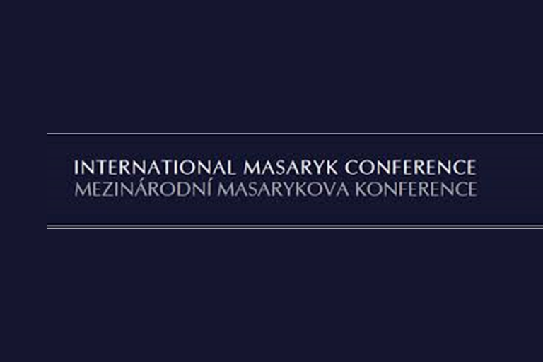 Registration opened for International Masaryk Conference