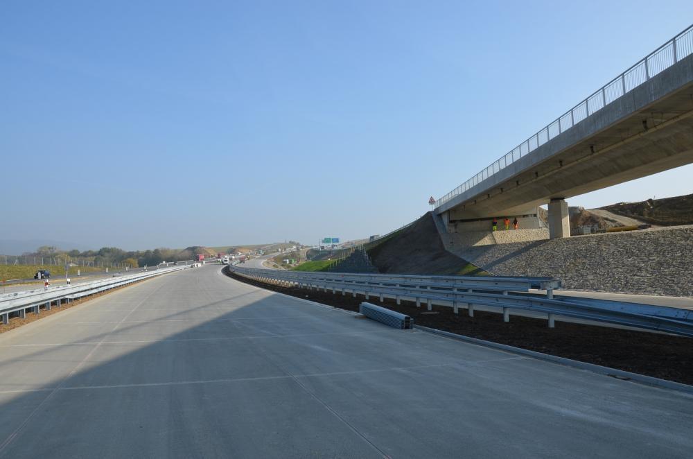 Exkurze na budoucí dálnici D1