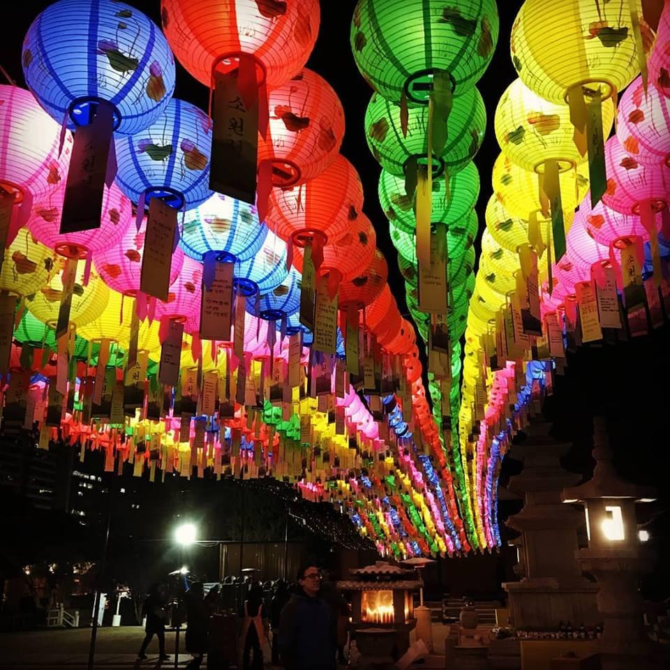 Jižní Korea - nejlepší zážitek za celé mé studium