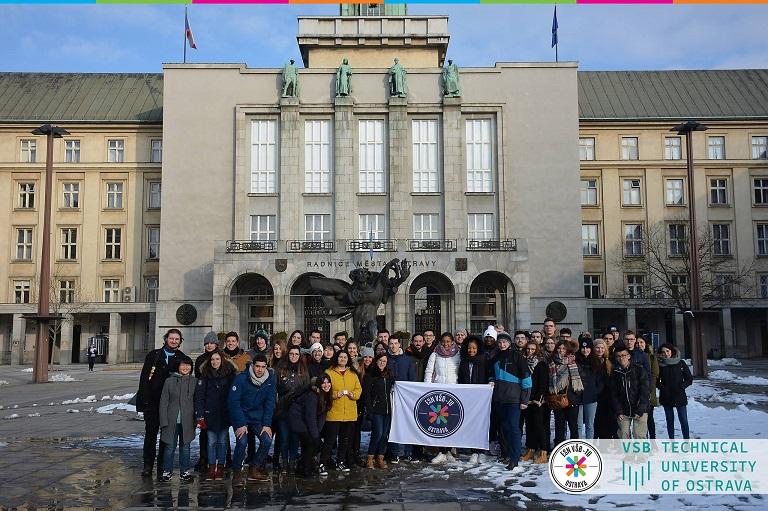 My Erasmus in Ostrava