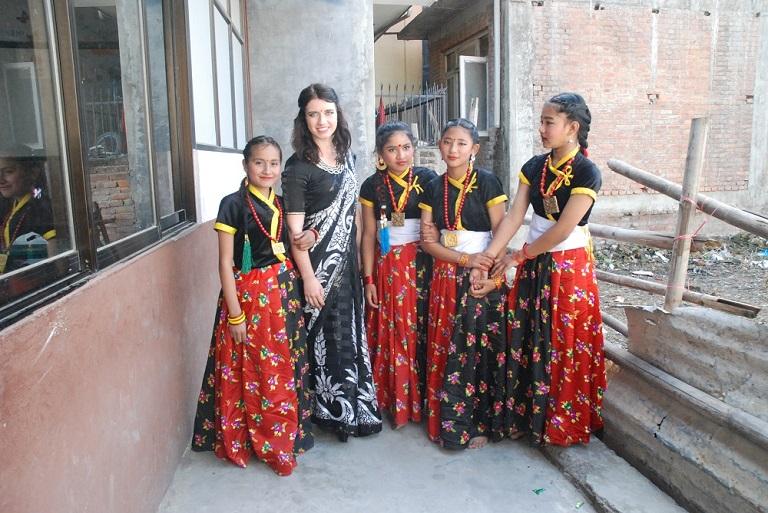 Do Nepálu na praktickou stáž