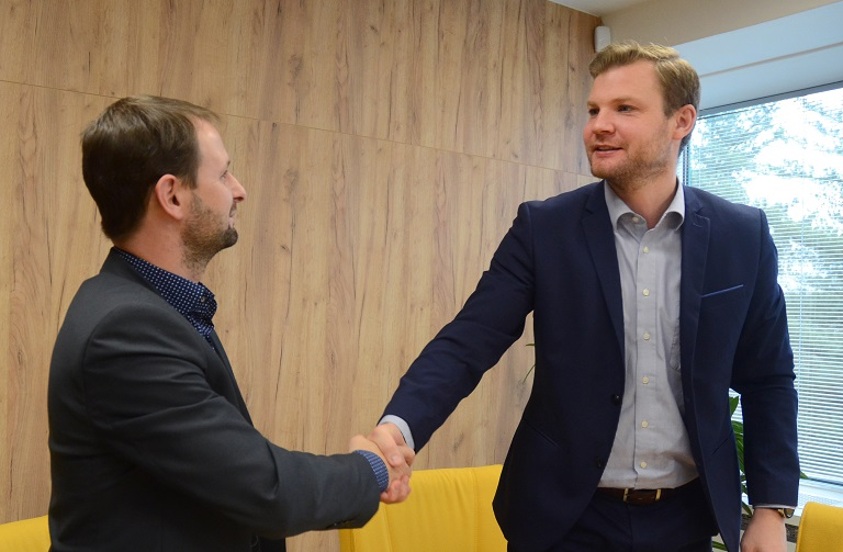 Prohloubení spolupráce mezi VŠB-TUO a  Ředitelstvím silnic a dálnic ČR