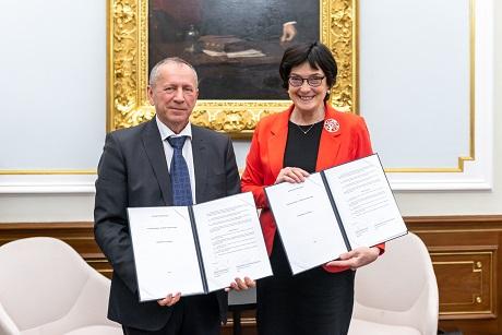 Akademie věd prohloubí spolupráci s VŠB – Technickou univerzitou Ostrava