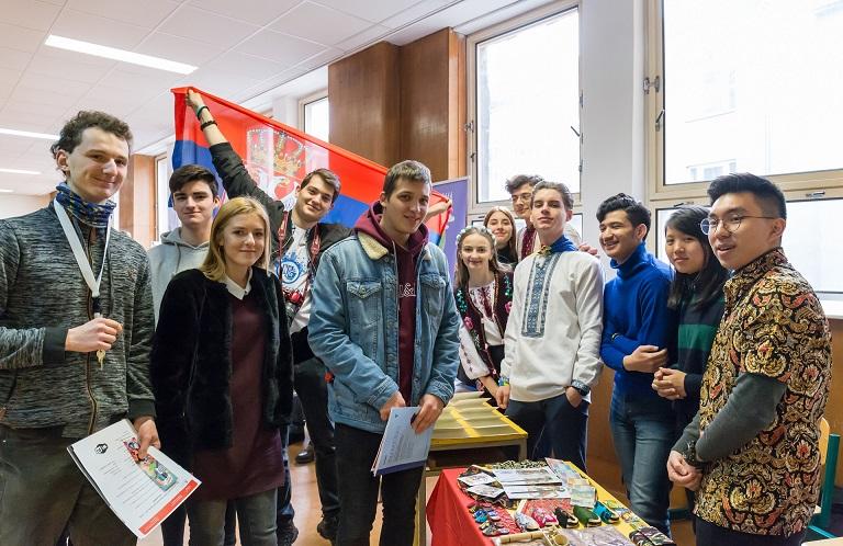 Dotační program Olomouckého kraje - Studijní stipendium Olomouckého kraje na studium v zahraničí v roce 2020