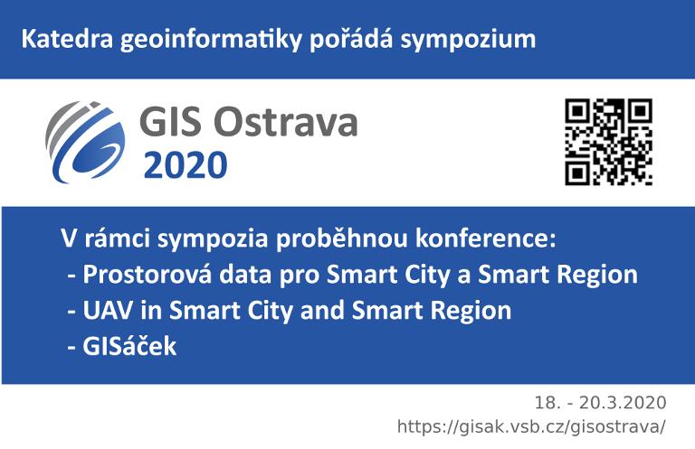 GIS Ostrava 2020 - telekonference