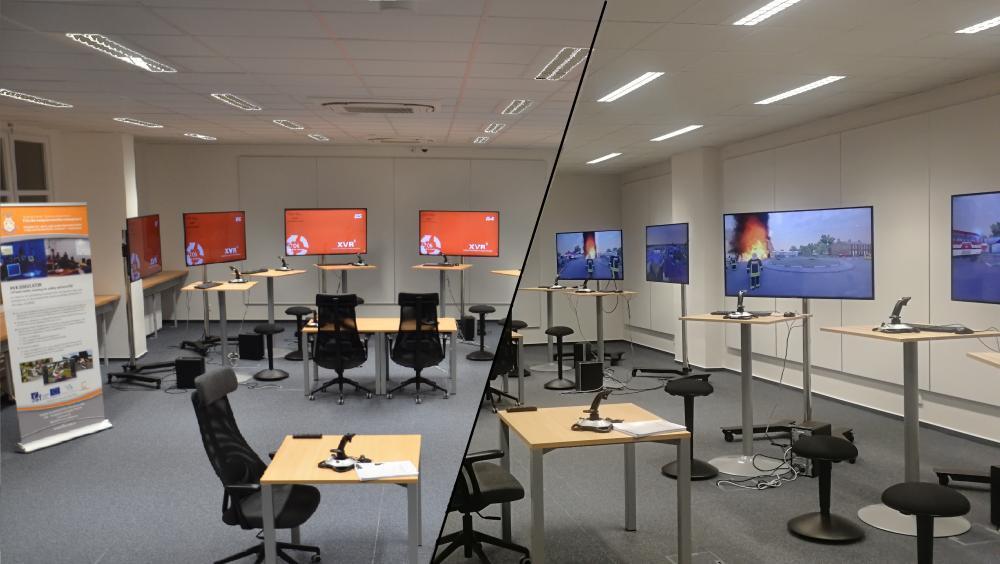 Upgrade pracoviště XVR na nejnovější verzi
