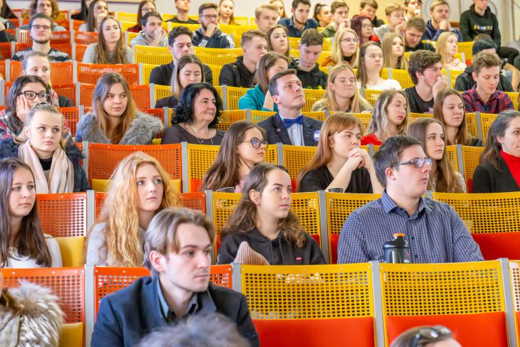 Den otevřených dveří na Ekonomické fakultě 2020