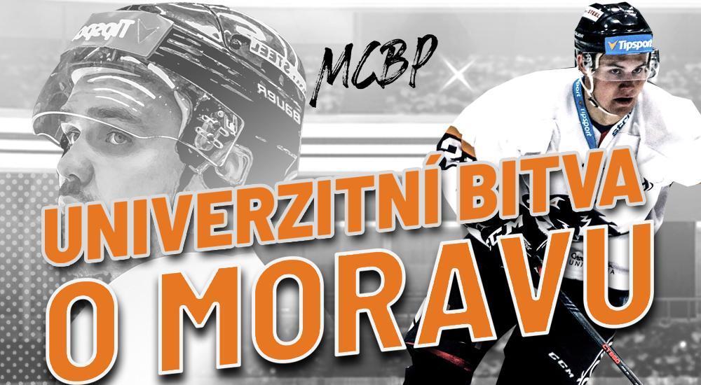 MCBP: Univerzitní bitva o Moravu | Ostrava vs Brno