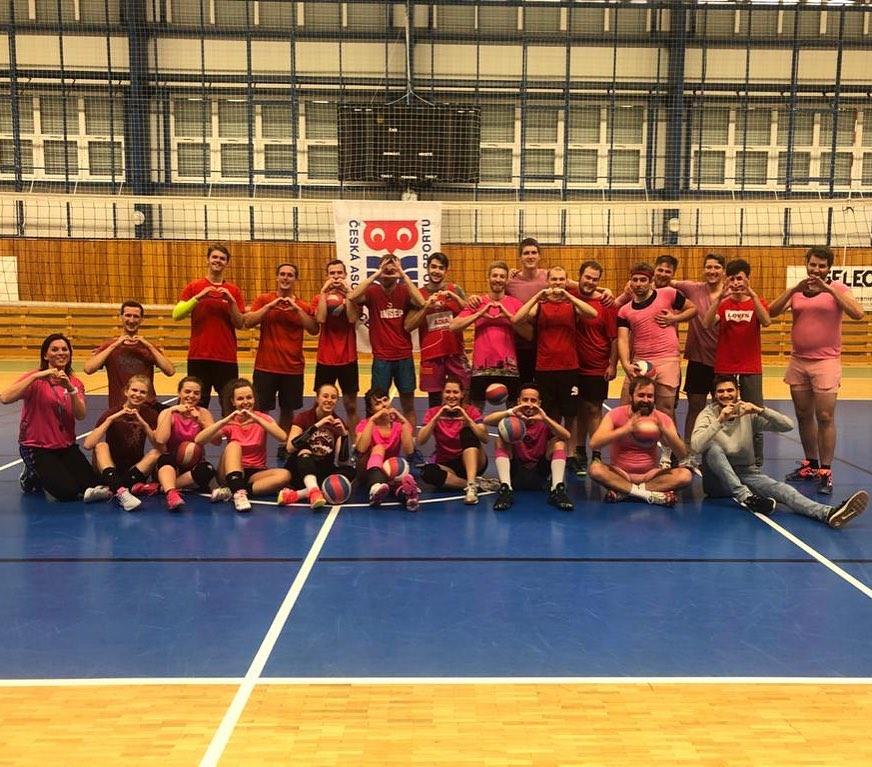Letní semestr na VŠB – TU Ostrava zahájen Valentýnským volejbalovým turnajem