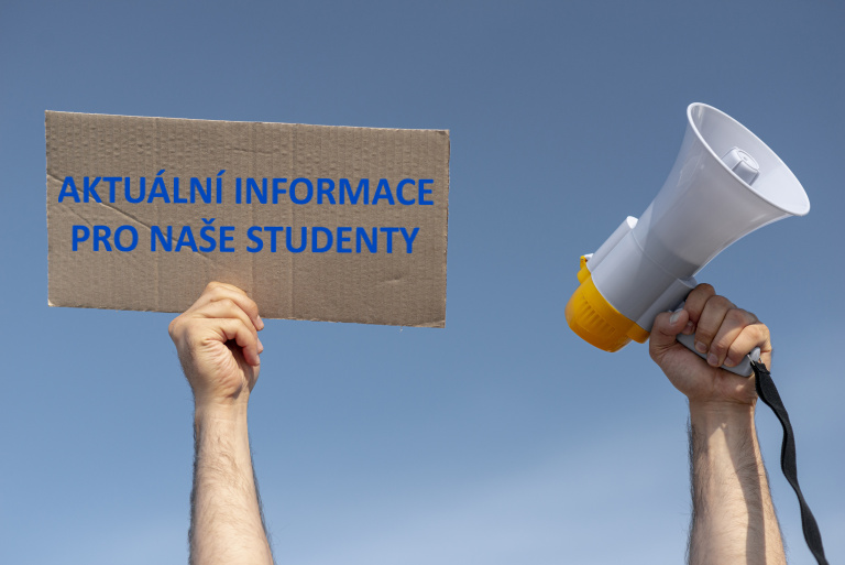 Aktuální informace k organizaci letního semestru v návaznosti na mimořádnou situaci
