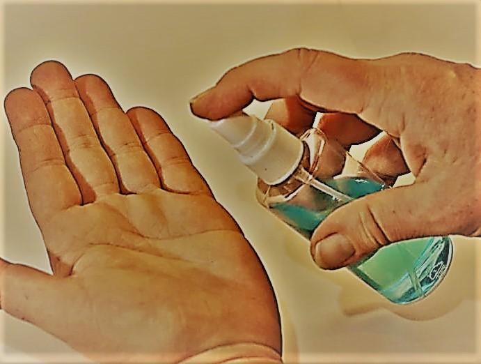 Provizorní dezinfekce