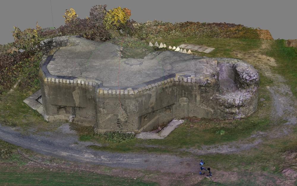 Webinář - Vytvoř si 3D model z fotografií z dronu