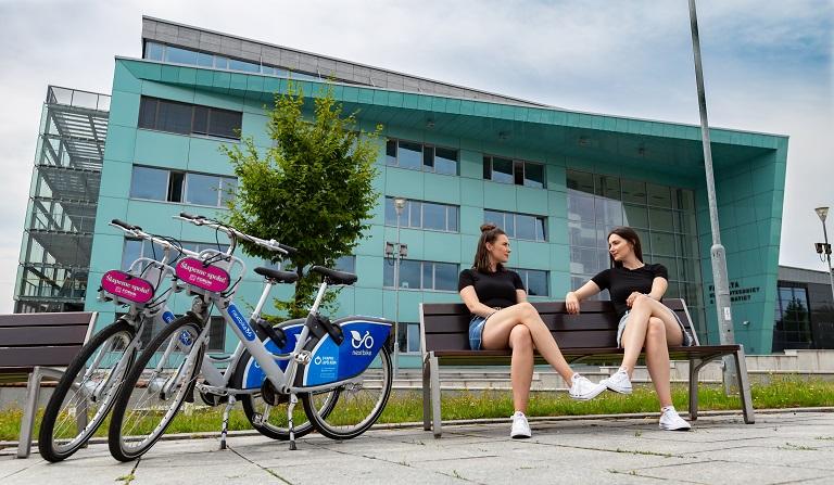 VŠB-TUO je dobrá značka: zaregistrujte se pod univerzitním emailem do aplikace Nextbike a získejte kredit 200 korun