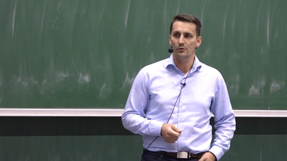 Série přednášek z oblasti energetiky