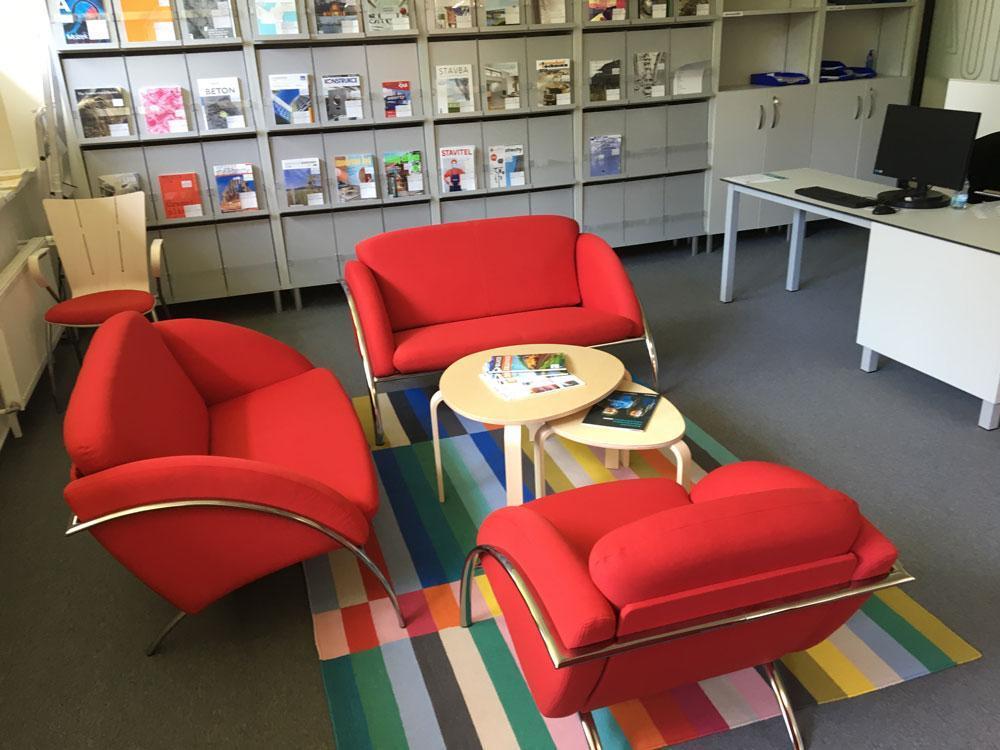 Knihovna na FAST znovu otevřena