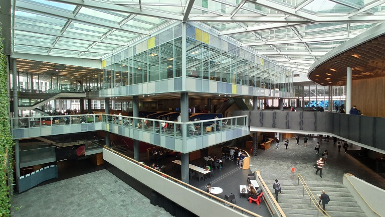 Pandemie koronaviru ohrozila našemu studentovi návrat z pracovní stáže na Novém Zélandu