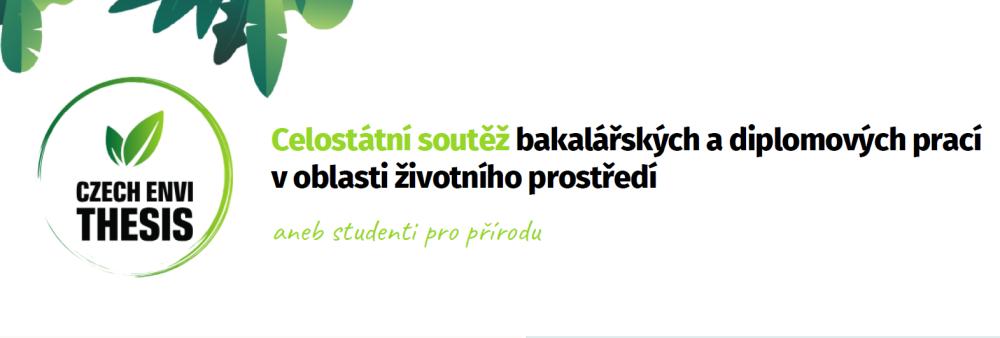 Hledá se nejlepší student bojující v Česku za přírodu!