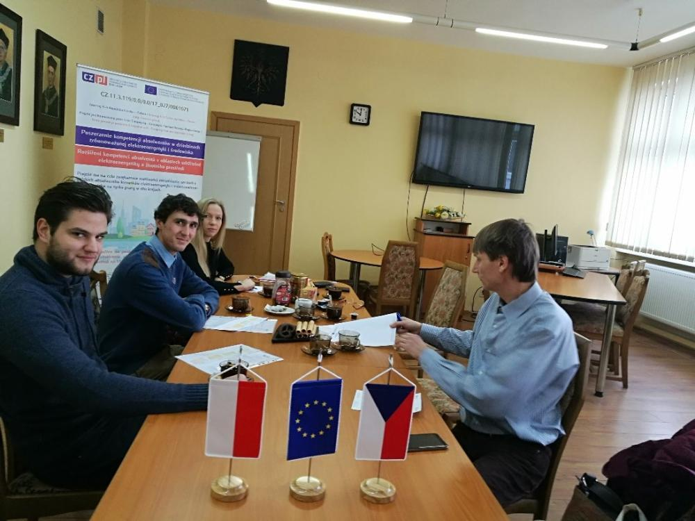 Studenti FEI píší o svém pobytu na Politechnice Opolské