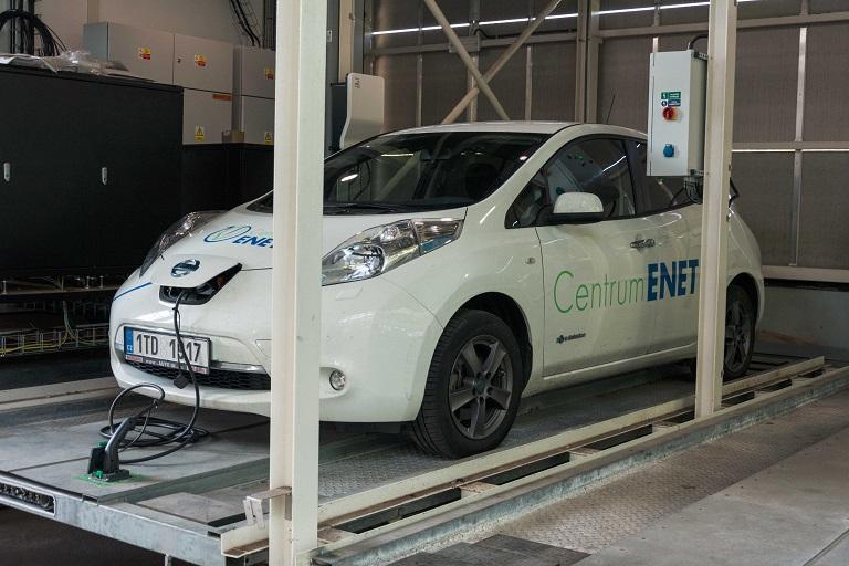 VŠB – Technická univerzita Ostrava pracuje na parkování budoucnosti