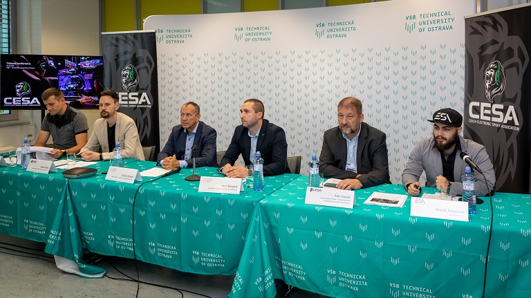 The Czech esports scene in this country and abroad will be newly covered by the CESA association