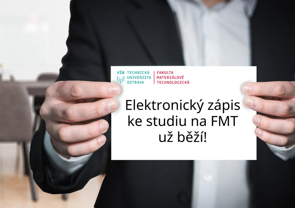 Elektronický zápis