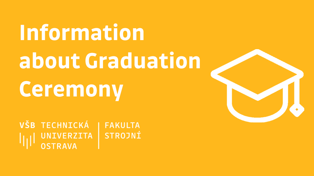 Information about Graduation Ceremony