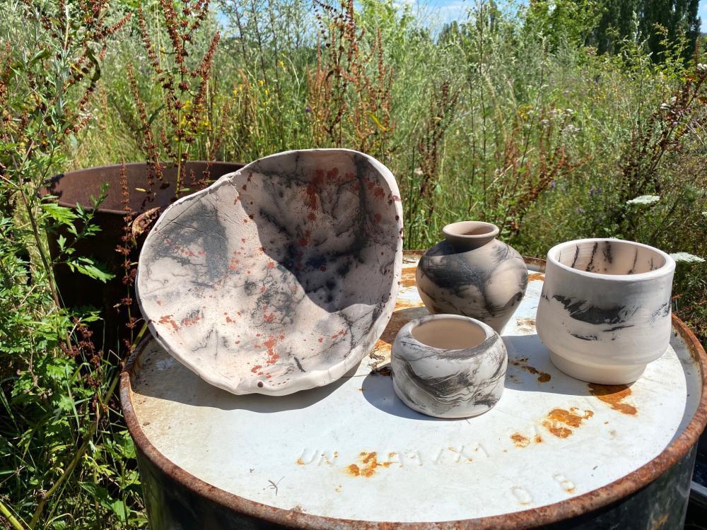 Alternativní výpaly keramiky
