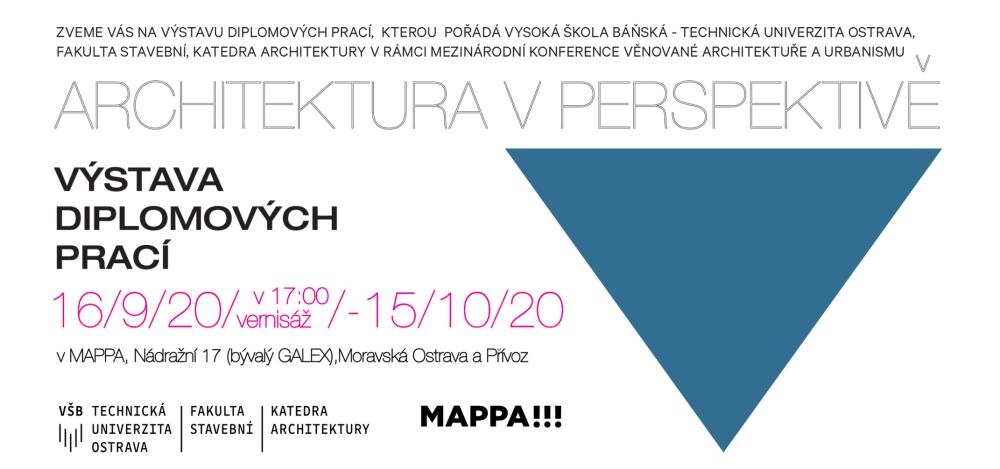 Architektura v perspektivě - výstava