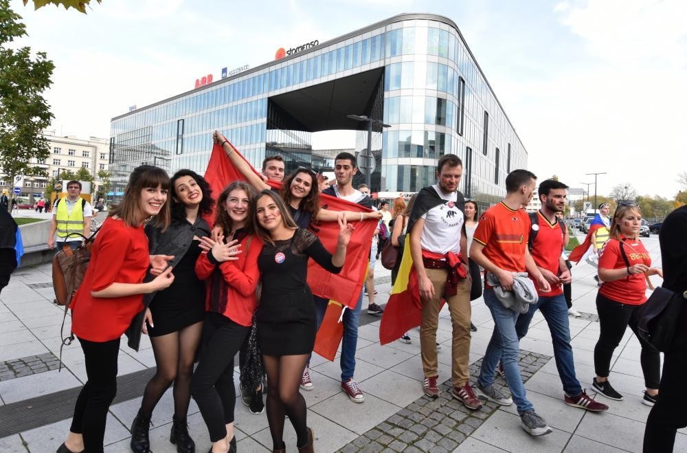 Study stays and internships abroad in countries outside the EU