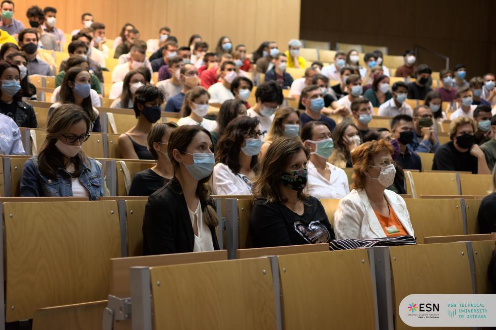 Orientation Days pro nové zahraniční studenty