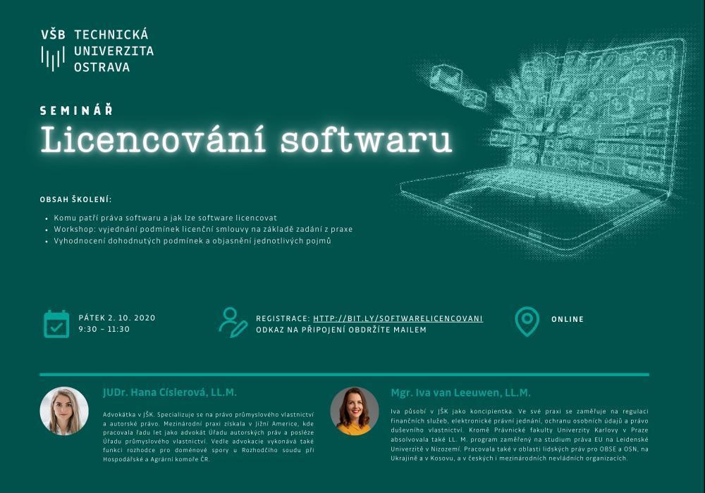 Licencování softwaru