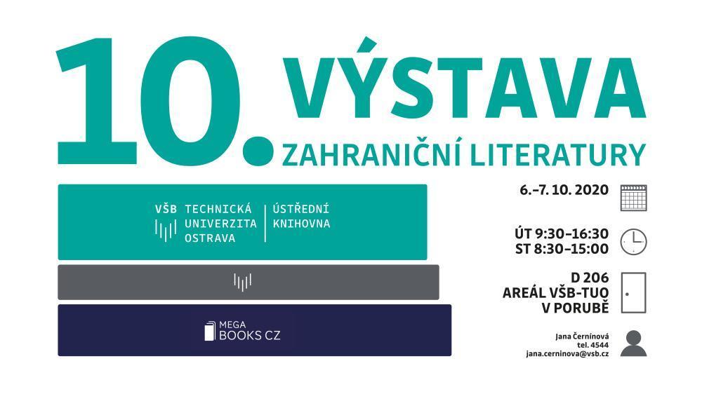 10. výstava novinek zahraniční literatury