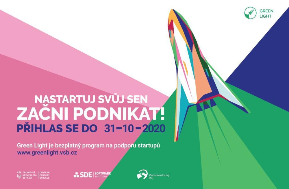 Krize nekrize, 8. ročník Green Light startuje!