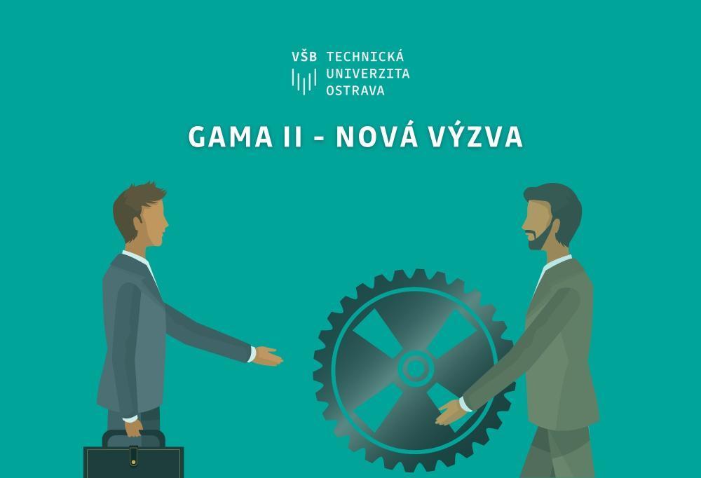GAMA II -  nová výzva k předkládání návrhů dílčích projektů