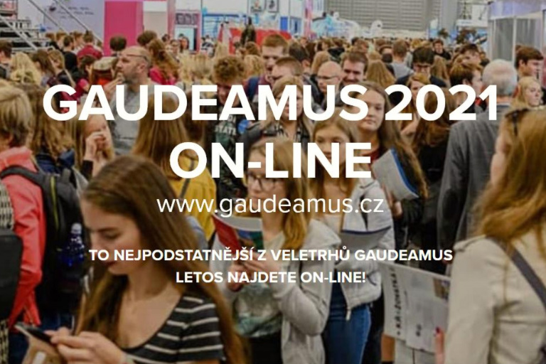 Gaudeamus 2021 - online