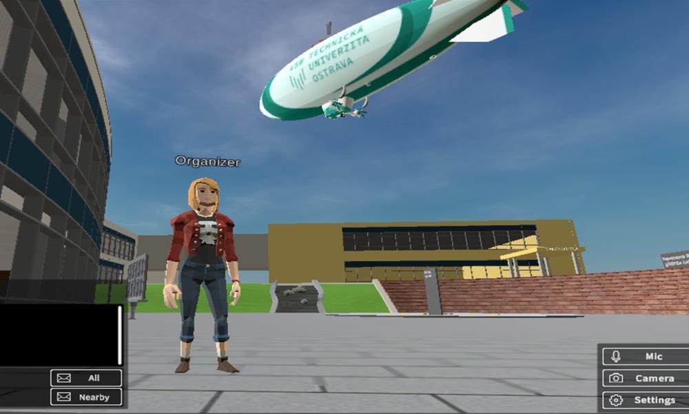 Virtuální Den otevřených dveří