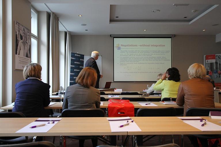 Mezinárodní vědecká konference Ekonomika a řízení podniku v 21. století
